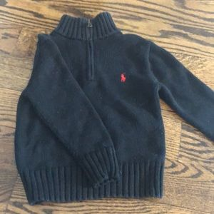 Toddler 3t polo sweater
